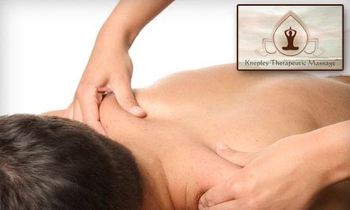 Knepley Therapeutic Massage - Warwick: $35 for a 60-Minute Swedish Massage at Knepley Therapeutic Massage in Warwick ($70 Value)
