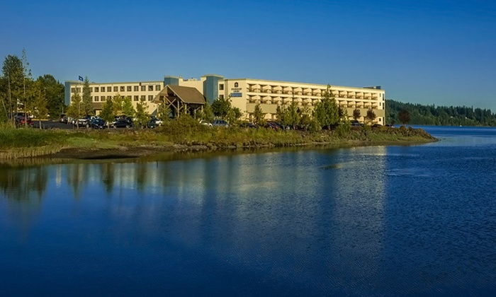 Silverdale Beach Hotel - Silverdale, WA: Stay at Silverdale Beach Hotel in Silverdale, WA. Dates into March Available.