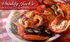 Daddy Jacks Fort Worth - Downtown Fort Worth: Fresh Seafood Fare at Daddy Jack's. Choose Between Two Options.