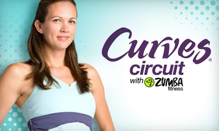 $38 for a Two-Month Membership to Curves ($196.35 Value). Thirteen Locations Available.