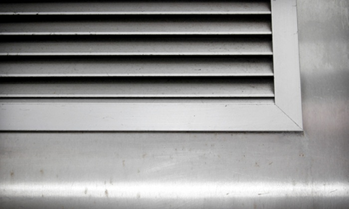 Ventilation Purification - Edgewater: $59 for Complete Air Duct Cleaning from Ventilation Purification ($149.95 Value)