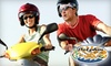 Dolphin Marine Rentals - Treasure Island: $35 for Two-Hour Motor-Scooter Rental for Two People at Dolphin Marine Rentals in Treasure Island ($70 Value)