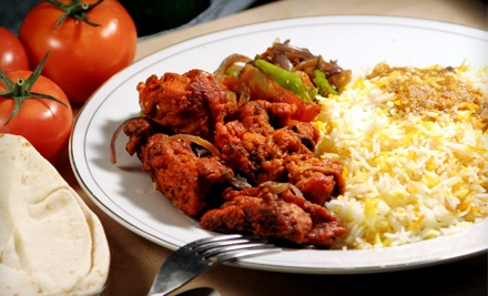 $25 Groupon to Paratha Junction (formerly Chore Bazaar) - Paratha Junction  in Jersey City