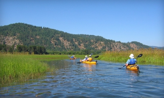 Harrison Idaho Water Adventures - Harrison: Boat, Waverunner, and Kayak Rentals from Harrison Idaho Water Adventures. Four Options Available.