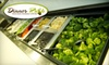 Dinner Rush - University Heights S.C.: $15 for a Cook-at-Home Meal from Dinner Rush ($33 Value)