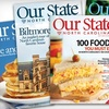"""Half Off """"Our State"""" Magazine Subscription"""