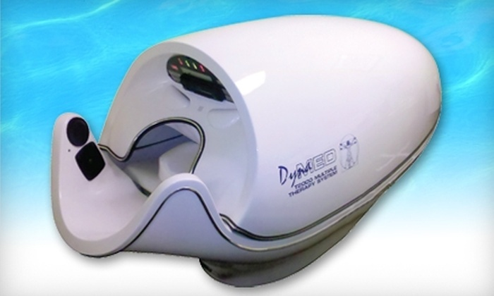 Intersport Fitness Center - Modesto: $15 for a Hydro Massage at Intersport Fitness Center ($30 Value)