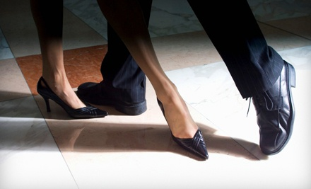 2 Group Ballroom-Dancing Classes (a $50 value) - I Dance 2 Ballroom Dancesport Studio in Dallas