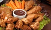 Carlson Catering Company - Canton: Jumbo Shrimp, Chicken Wing, Meatball, or Cheese Tray from Carlson Catering Company in Belleville (Up to 57% Off)