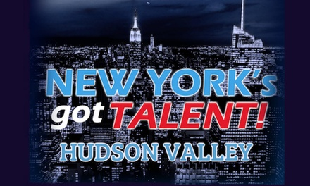 New York's Got Talent: Hudson Valley Edition – Season 1 (March 22 or April 12)