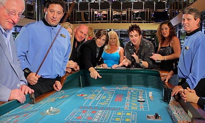 Victory Casino Cruises - Cocoa Beach-Cape Canaveral: Gaming Package with Buffet and Drinks for One or Two from Victory Casino Cruises in Cape Canaveral (Up to 52% Off)