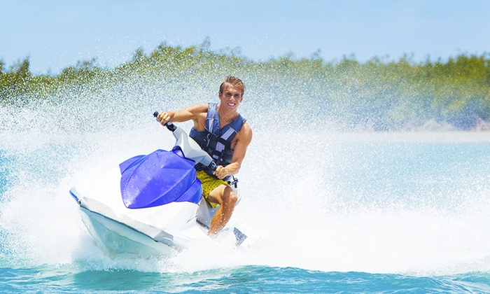 Hi Def Jet Ski Rental - Northeast Coconut Grove: 30 or 60 Minute Jet Ski Rental from Hi Def Jet Ski Rental (Up to 42% Off)