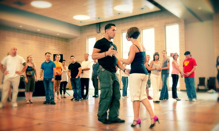 Albuquerque Latin Dance Festival - National Hispanic Cultural Center: $45 for a Salsa Boot Camp on August 24 or 25 at 10 a.m. and 1:30 p.m. at the Albuquerque Latin Dance Festival (Half Off)