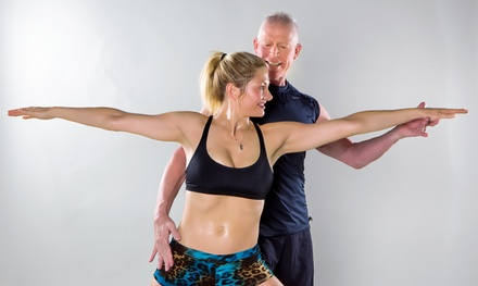 $59 for One Month of Hot Yoga, Pilates, or Bootcamp Classes at Body Heat Hot Pilates & Yoga ($135 Value)