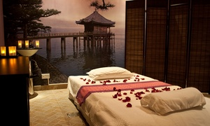 Royal Beach Resort & Spa: Massage with Optional Face, Hair and Body Treatments at 5* Royal Beach Resort and Spa (Up to 72% Off)