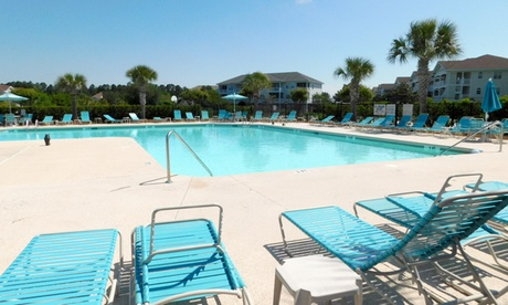 Stay at Vacation Rentals of North Myrtle Beach in South Carolina, with Dates into February 2019 (Getaways) photo