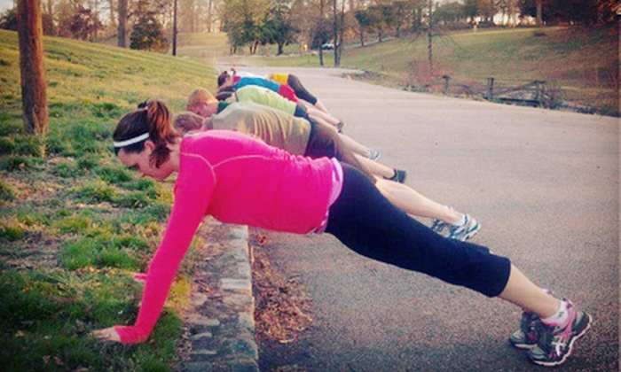 Boot Camp Fitness Force, LLC - Richmond: 5 or 10 Outdoor Boot-Camp Classes from Boot Camp Fitness Force, LLC (Up to 71% Off)