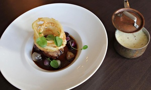 Celestin: CC$65 for CC$100 Worth of French Brasserie Modern Dinner for Two or More at Celestin