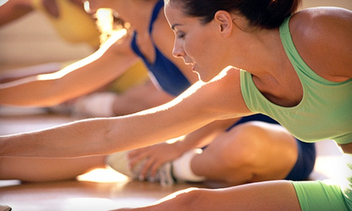 F4 Boot Camp - Kendall: $35 for One Month of Women's Boot-Camp Classes at F4 Boot Camp ($160 Value)