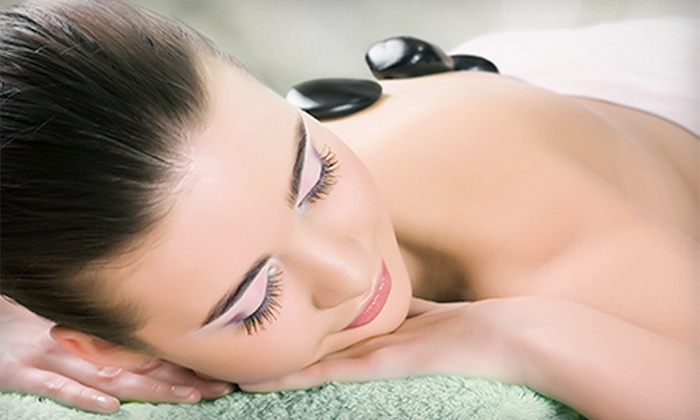 The Modern Body Massage & Spa - Inglewood: One or Two Hot-Stone Treatments with Aromatherapy Foot Massages at The Modern Body Massage & Spa (Up to 53% Off)