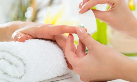 $25 for $35 Worth of Gel Manicure — Vibrant Beauty Salon