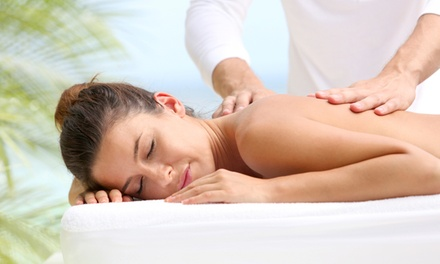 One or Two 55-Minute Deep-Tissue or Therapeutic Massages at Human Touch Massage (Up to 53% Off)