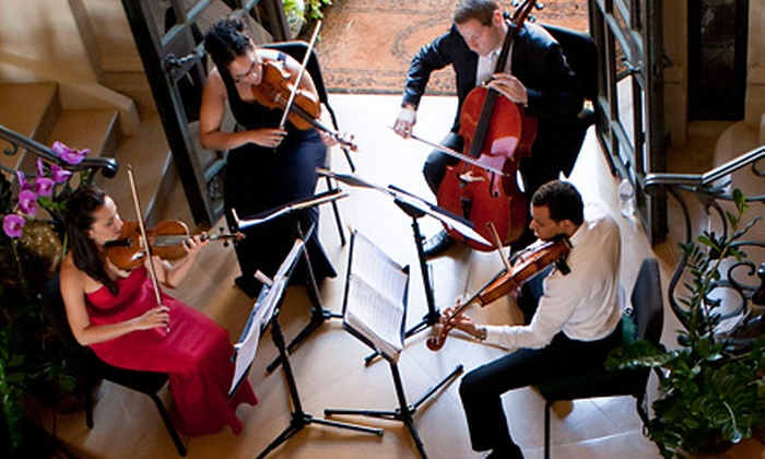 Chamber Players - Carlsbad: Mainly Mozart Chamber Players Concerts at Ruby G. Schulman Auditorium, June 2, 9, or 16 at 2 p.m. (Up to 56% Off)