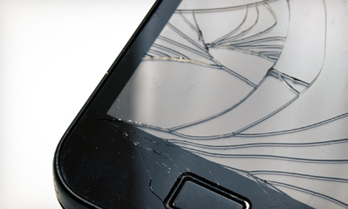 Iphone Repair NYC - New York City: Screen Replacement for iPhone or iPad at Iphone Repair NYC (Up to 51% Off). Five Options Available.