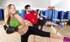 Up to 79% Off Kickboxing Classses