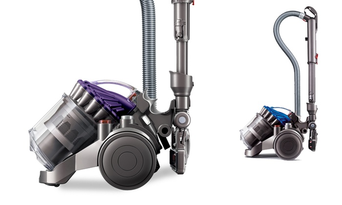 Dyson Turbinehead Canister Vacuum Cleaner: $159.99 for a Dyson Turbinehead Canister Vacuum Cleaner (Refurbished) ($399.99 List Price). Free Shipping.