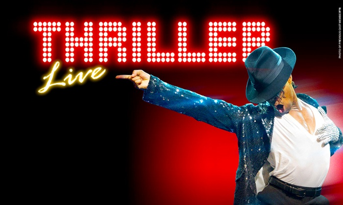 Thriller Live! - Shaftesbury Theatre: Thriller Live! Ticket from £24.50 at The Lyric Theatre, West End (Up to 56% Off)