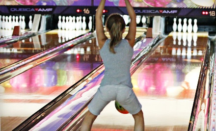 Admission to the X-Mas Eve Bowling Event for 1 Child on Sat., Dec. 24, from 11AM-1PM (a $20 value) - Bowl Long Island in Patchogue