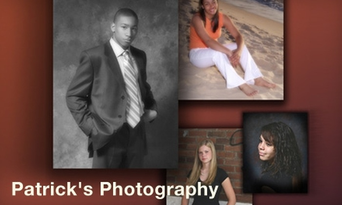 Patrick's Photography - Walker: $45 for a Senior Photo Session, 56 Wallet Prints, and a Book of Proofs from Patrick's Photography