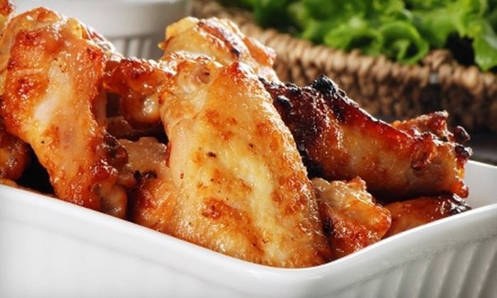 Buffalo's Bar and Grill - Multiple Locations: $15 for $30 Worth of Pub Fare at Buffalo's Bar and Grill