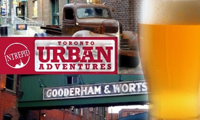 "Toronto Urban Adventures - Rosedale: $18 Admission to the ""Beer Makes History Better"" Tour from Toronto Urban Adventures ($37 Value)"