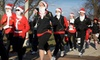 51% Off Santa Hustle Half Marathon or 5K in Sevierville