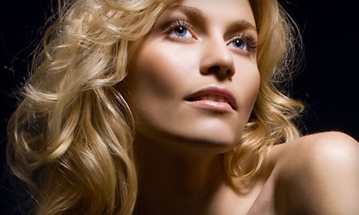 3D Salon - Overland Park: $25 for Haircut, Blow-Dry, and Waxing at 3D Salon in Overland Park (Up to $50 Value)