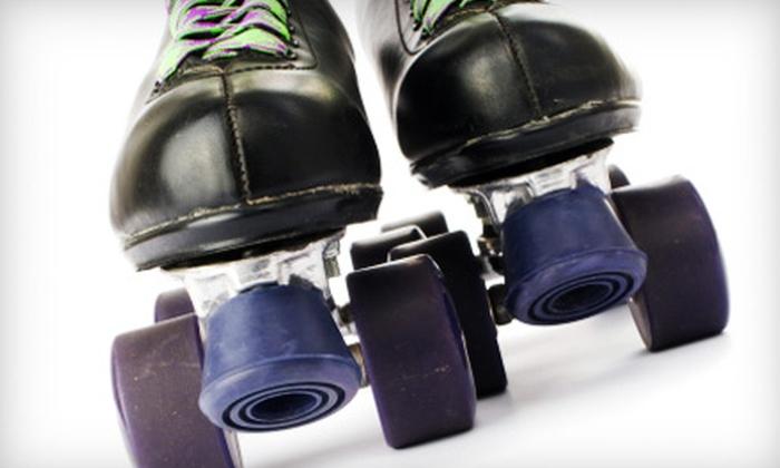 Skate World Leesburg - Leesburg: Roller-Skating Get-Together for Two or Four at Skate World Leesburg