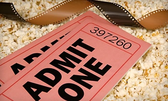 Spotlight Theatres Eisenhower Square 6 - Savannah: $5 for Movie Ticket and Popcorn at Spotlight Theatres Eisenhower Square 6 ($13 Value)