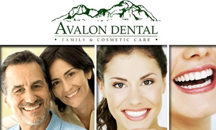 Avalon Dental - South Scottsdale: $189 In-Office Teeth Whitening, Take-home Whitening Kit, Polishing, Exam, and X-ray from Avalon Dental ($770 value)