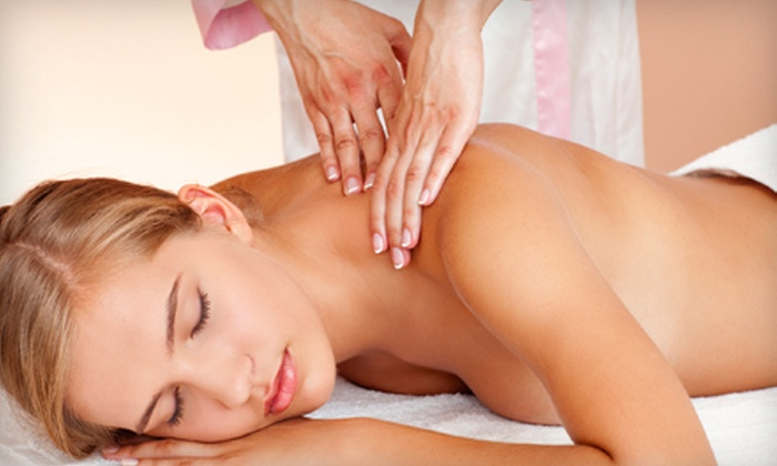 Gentle Illumination Group - Multiple Locations: One or Four Massages, Infrared Body Wrap, or Massage and Back Exfoliation at Gentle Illumination Group (Up to 60% Off)