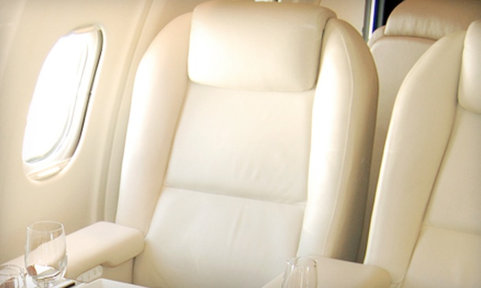 Cirrus Air Express - Multiple Locations: $749 for a Chartered Excursion to Branson for Two People from Cirrus Air Express ($1,600 Value)