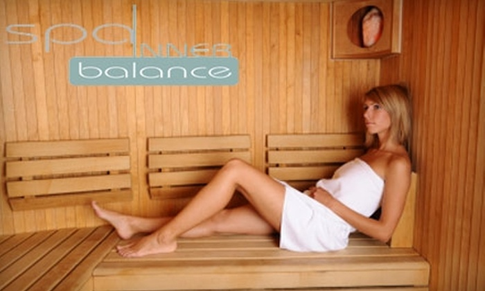 Inner Balance Spa - Calgary: $12 for One 30-Minute Infrared-Sauna Session at Inner Balance Spa