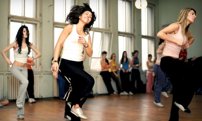 IndepenDance Studio - Gainesville: $17 for a Five-Class Zumba Punch Card at IndepenDance Studio