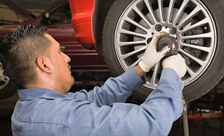 Emissions Test & Safety Inspection (a $30 value) - B3nji's Auto Repair in West Valley City