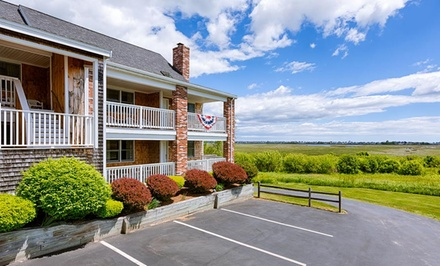 Groupon Deal: 1- or 2-Night Stay at Misty Harbor Resort in Wells, ME