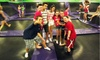 Xtreme Air Jump 'N Skate - Chandler: Two-Hour Sports-Park Visit for Two or Four at Xtreme Air Jump 'N Skate in Chandler (Up to 54% Off)