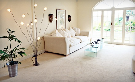 Carpet-Cleaning Package for 2 Rooms and 1 Hallway (an $85 total value) - Aesthetics Cleaning in