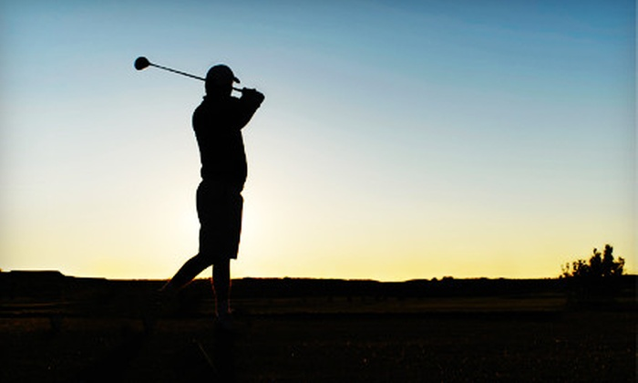 Wakefield Valley Golf Club - Westminster: $69 for 18 Holes of Golf for Two with Cart and Two Buckets of Range Balls at Wakefield Valley Golf Club in Westminster (Up to $139 Value)