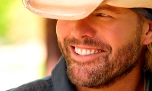 Toby Keith At Susquehanna Bank Center On Saturday, September 27, At 7 P.m. (up To 49% Off)
